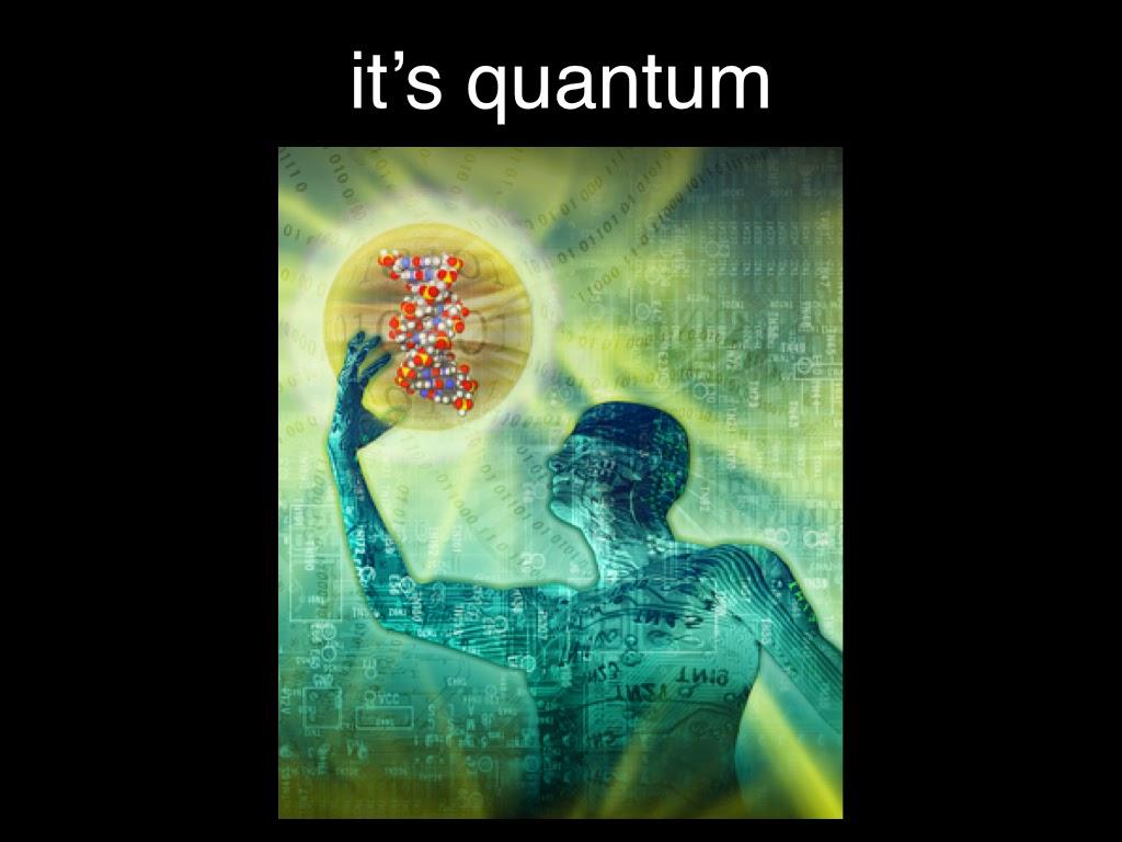 A quantum 12 Strand DNA Activation.