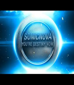 Sonia Novick aka Sonic Nova Logo